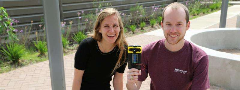 Students design low-cost otoscope to help diagnose hearing loss in developing countries