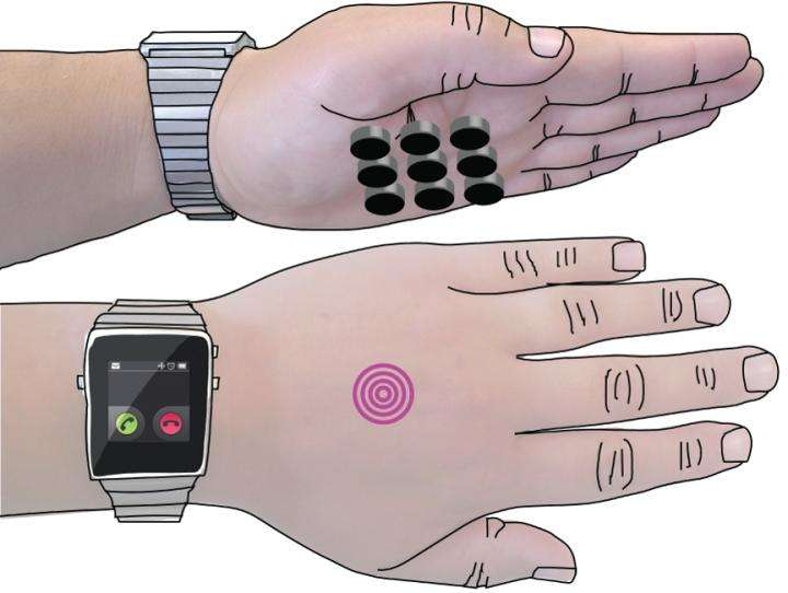 University of Sussex research brings 'smart hands' closer to reality
