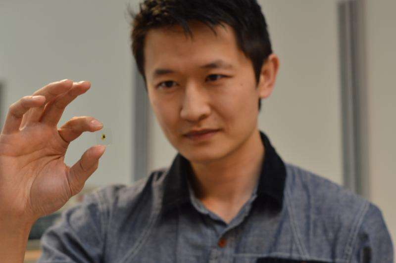 Researchers discover new glass technology