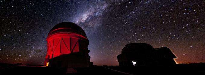 Astronomers report results of first search for visible light associated with gravitational waves
