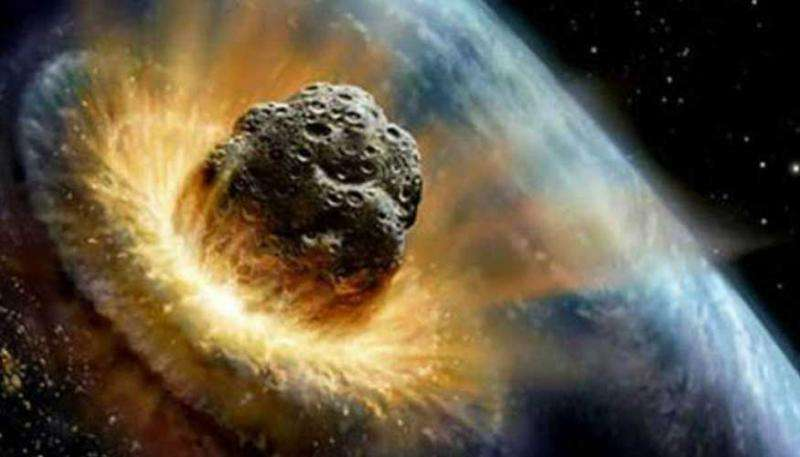 Shock compression research shows hexagonal diamond could serve as meteor impact marker