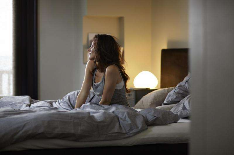 Philips white bulbs enable controls for dimmed or energizing light