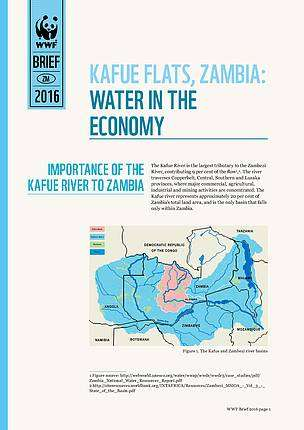 Water in the economy—a narrative for stewardship