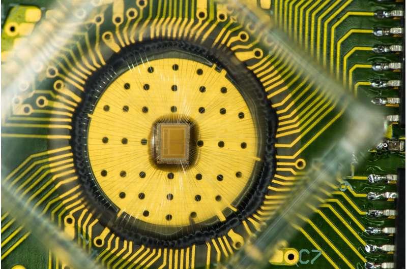 IBM scientists achieve storage memory breakthrough