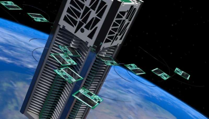KickStarter project KickSat set for trip to ISS next month to test 'sprites'