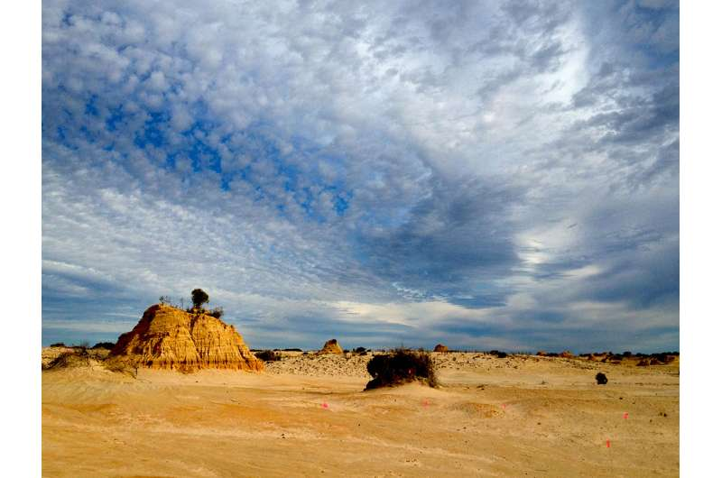 Conflicting theories of Mungo Man debunked: Research proves Aboriginal Australians were first inhabitants