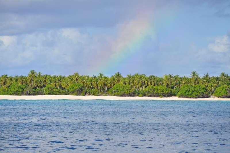 Radiation levels on Bikini Atoll found to exceed safety standard