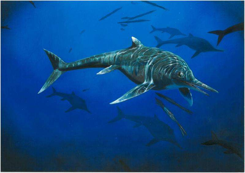 New 200 million-year-old British species of marine reptile discovered