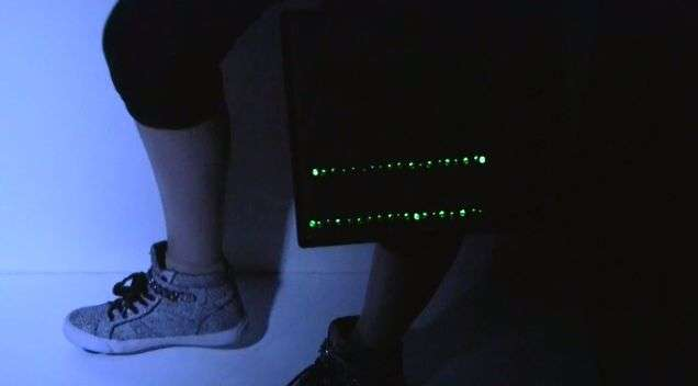New 'shape-adaptive' device turns body motion into power source (w/ videos)