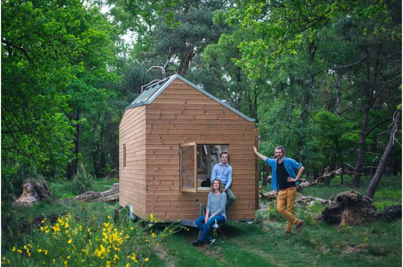 Wind River Tiny Homes and Walden Studio seek to satisfy living-smaller vibes
