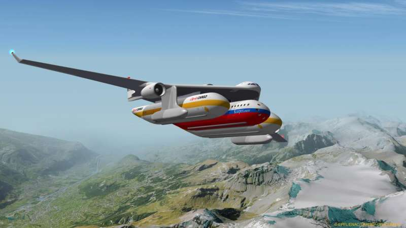 Flying in capsule mode could signify new day for air travel
