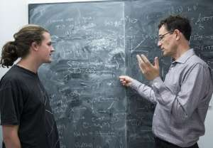 The Big Bang might have been just a Big Bounce