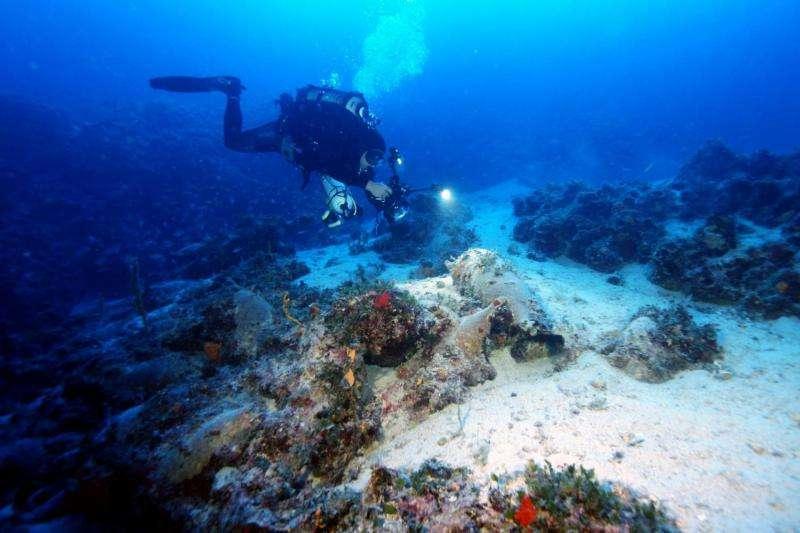 23 shipwrecks discovered off Greece
