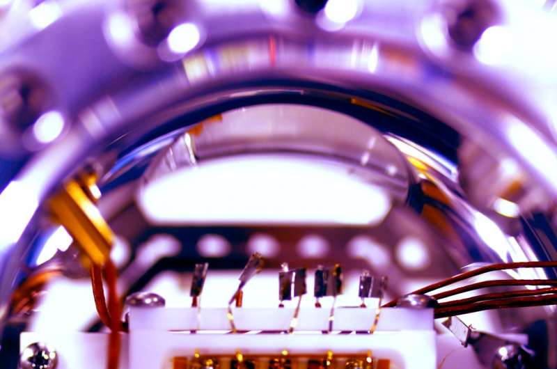 Programmable ions set the stage for general-purpose quantum computers