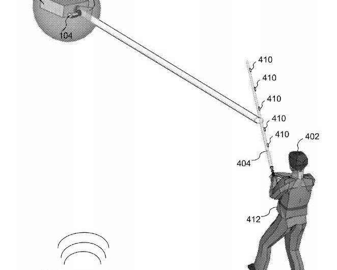 Patent talk looks at Disney audience interaction idea involving lightsabers