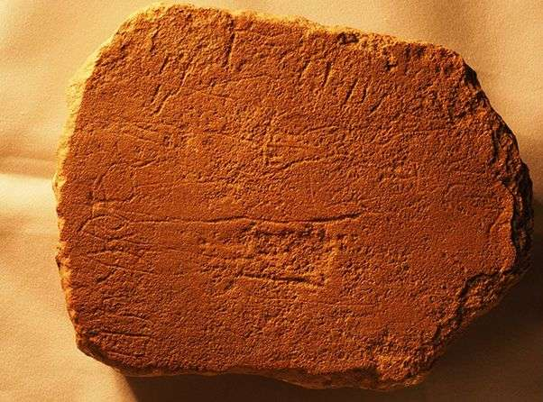 Archeologist claims to have found proof that Hebrew was the first written alphabet