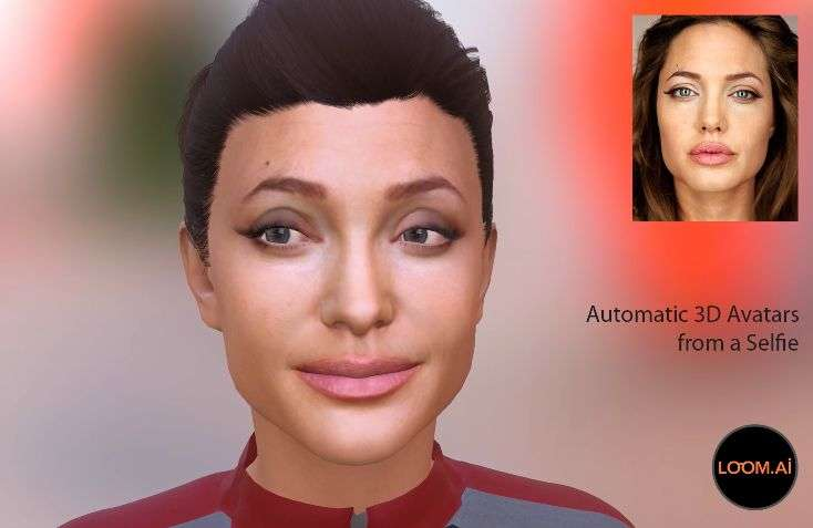 Startup allows users to create realistic animated facial avatar from a single photograph