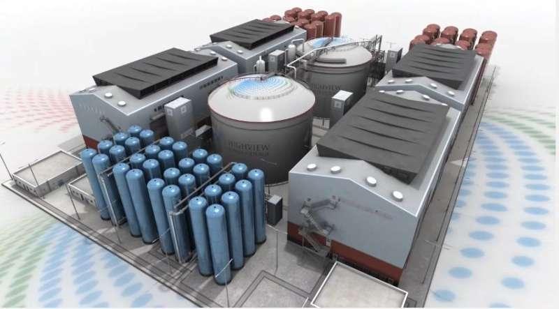 Highview Power Storage technology in focus in energy storage plant