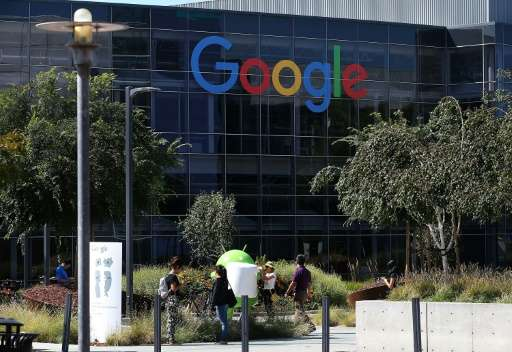 Google parent Alphabet said revenue jumped 21 percent to $21.5 billion