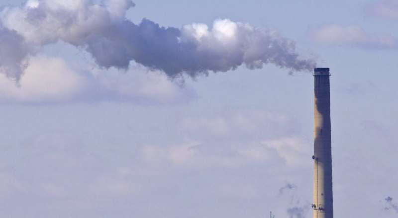 NASA satellite finds unreported sources of toxic air pollution