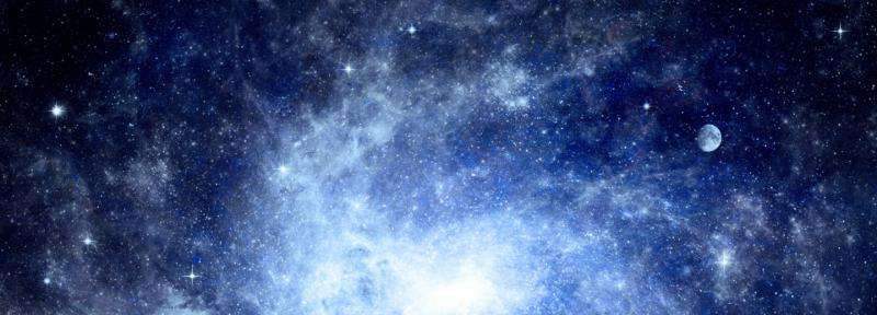 Researchers present a new model for what dark matter might be