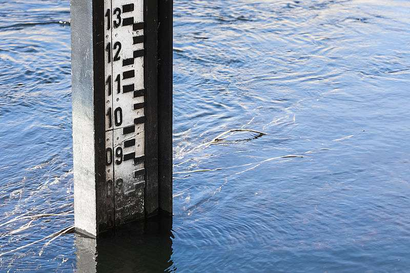 Unravelling the secrets of rising sea levels in the North Sea