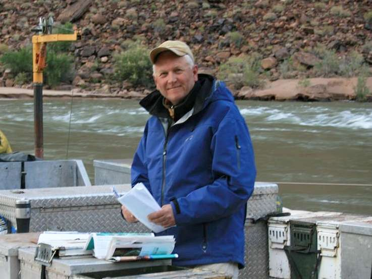 Utah State University Professor Jack Schmidt, Center for Colorado River Studies