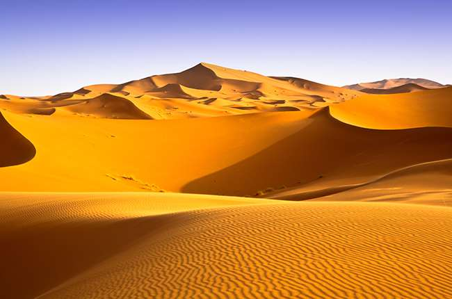 6,000 years ago, the sahara desert was tropical—what happened?