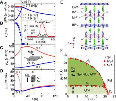Discovery of a magnet capable of controlling Dirac fermions with zero mass