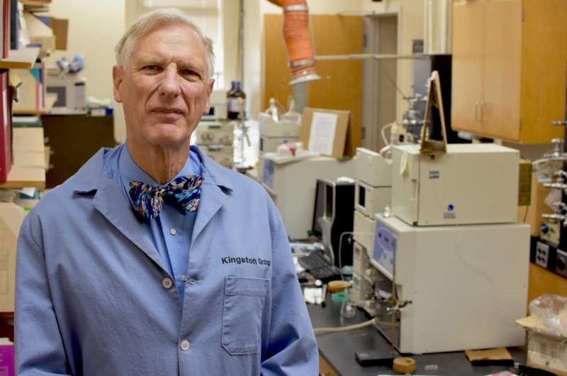 Virginia Tech, CytImmune Sciences create therapy that curbs toxic chemotherapy effects