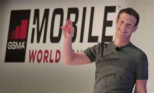 Zuckerberg to press on with Internet access despite setback
