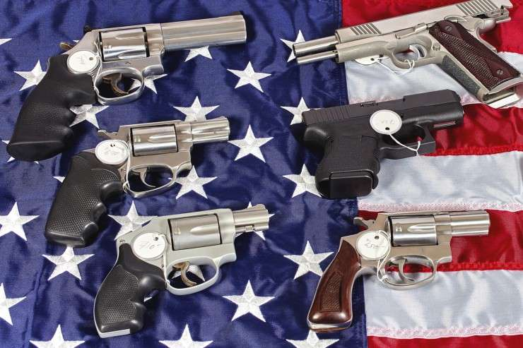 70 million more firearms added to US gun stock over past 20 years, study says
