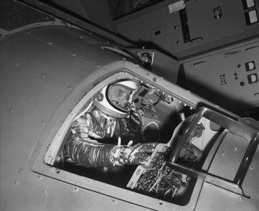 All-American John Glenn: Astronaut, fighter pilot, senator
