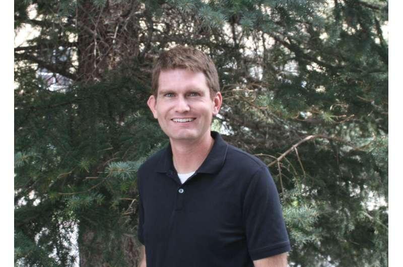 Utah State University geographer Peter Howe