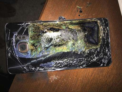 Samsung stops making Galaxy Note 7s as fresh problems emerge