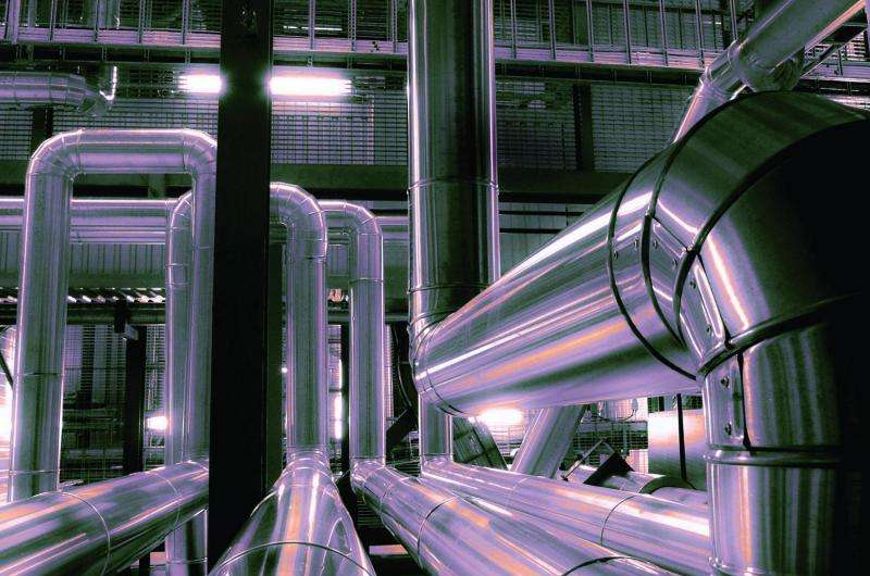 Scientists develop novel system that recovers energy normally lost in industrial processes