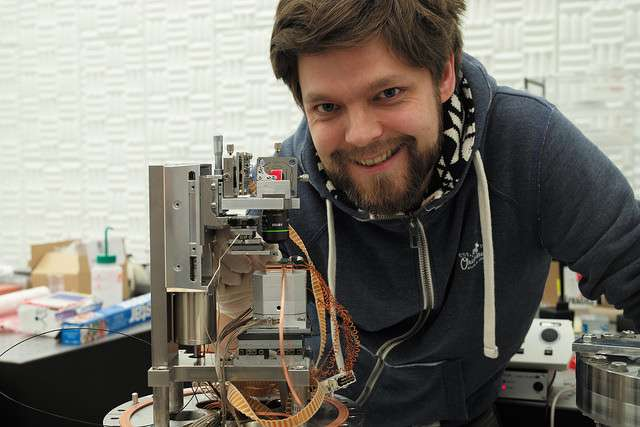 Scientists invent a thermometer for the nanoscale