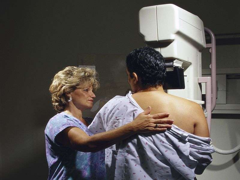 About half of women may benefit from mammograms at 40: analysis