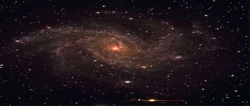 Acceleration relation found among spiral and irregular galaxies challenges current understanding of dark matter