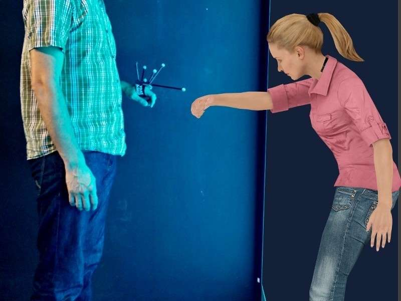 Action recognition without mirror neurons