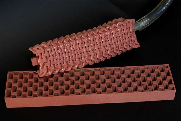 Actuators inspired by muscle