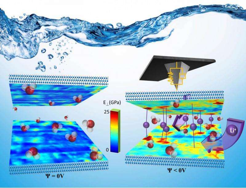 Advanced energy storage material gets unprecedented nanoscale analysis