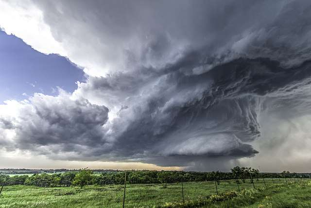 Aerosols strengthen storm clouds, according to new study