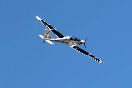Aerospace firm successfully tests solar-powered aircraft