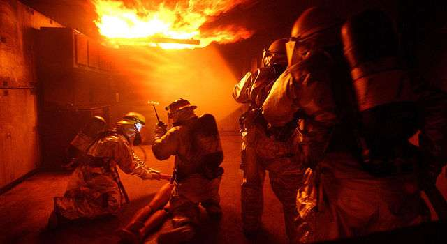 A.I. could be a firefighter's 'Guardian Angel'