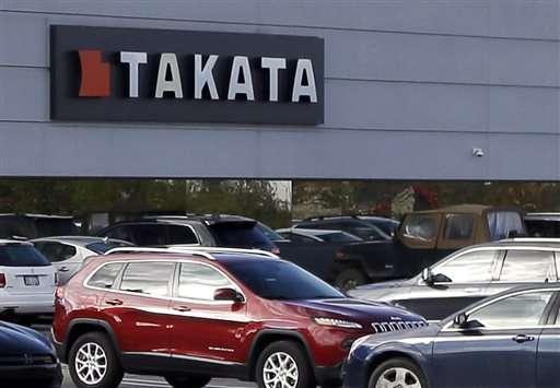 Air bag danger: US counts 85M unrecalled Takata inflators