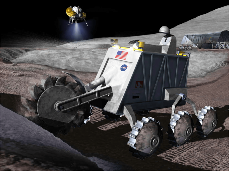 All of humanity should share in the space mining boom