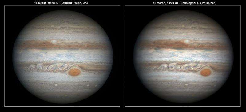 Amateurs prepare big-picture perspective to support Juno mission