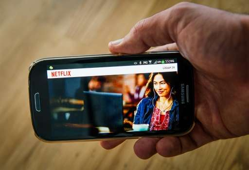 A new default setting in Netflix phone applications will let people stream about three hours of shows or films per gigabyte of d