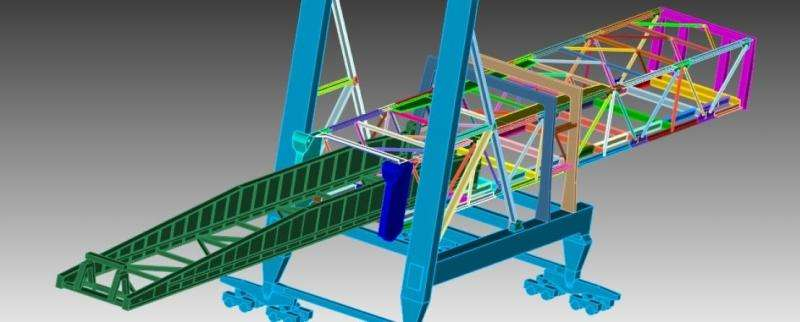 A new dimension in analyzing metal structures